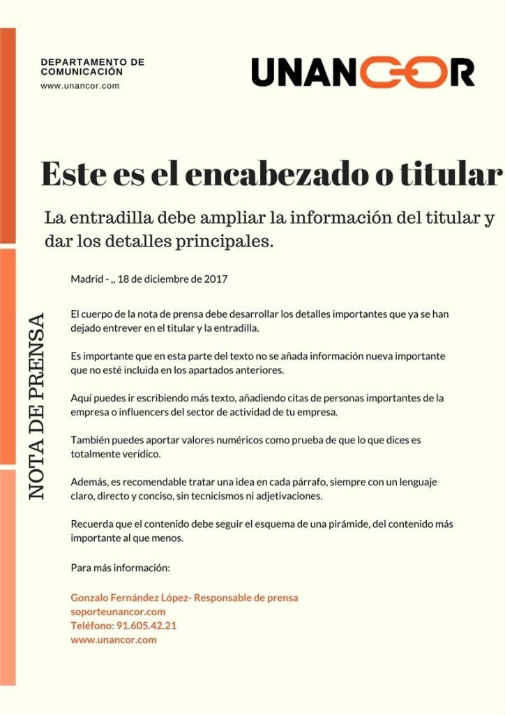 5 Secretos Para Hacer Notas De Prensa Exitosas En 2018